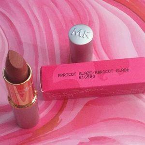 MK creme lipstick-apricot glaze